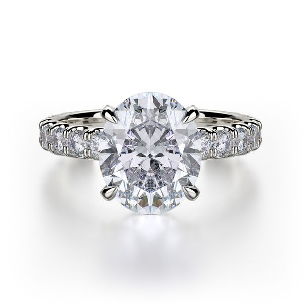 Michael M. Diamond Ring Padis Jewelry San Francisco, CA