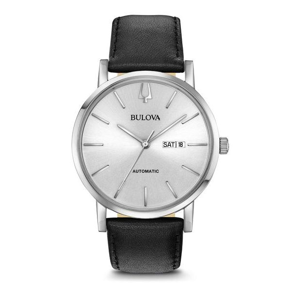 Bulova CURV Chronograph Watch Padis Jewelry San Francisco, CA