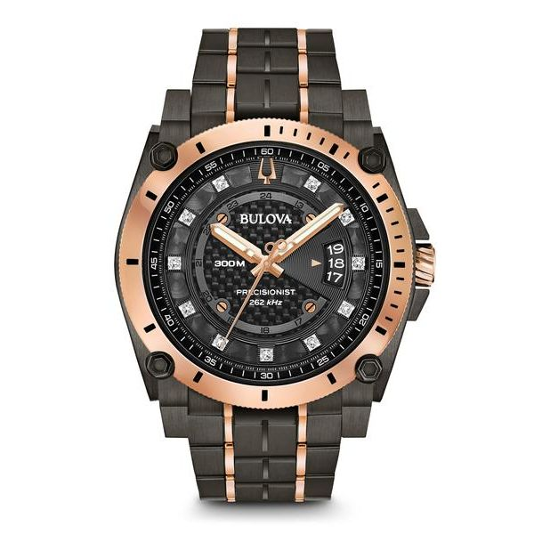 Bulova Precisionist Watch Padis Jewelry San Francisco, CA