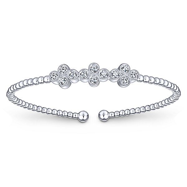 Gabriel & Co. Diamond Bracelet Padis Jewelry San Francisco, CA