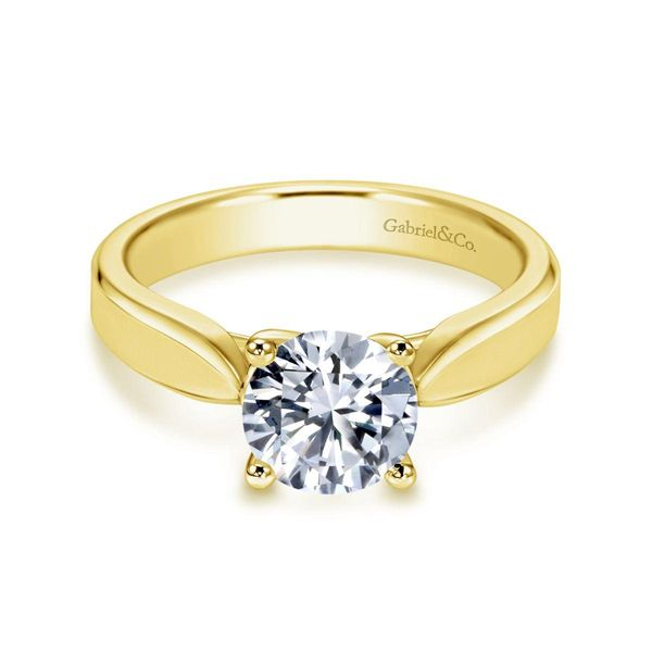 Gabriel & Co. Diamond Ring Padis Jewelry San Francisco, CA