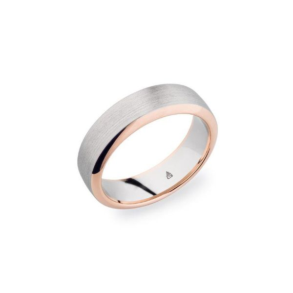 Christian Bauer Gents' Wedding Band Padis Jewelry San Francisco, CA