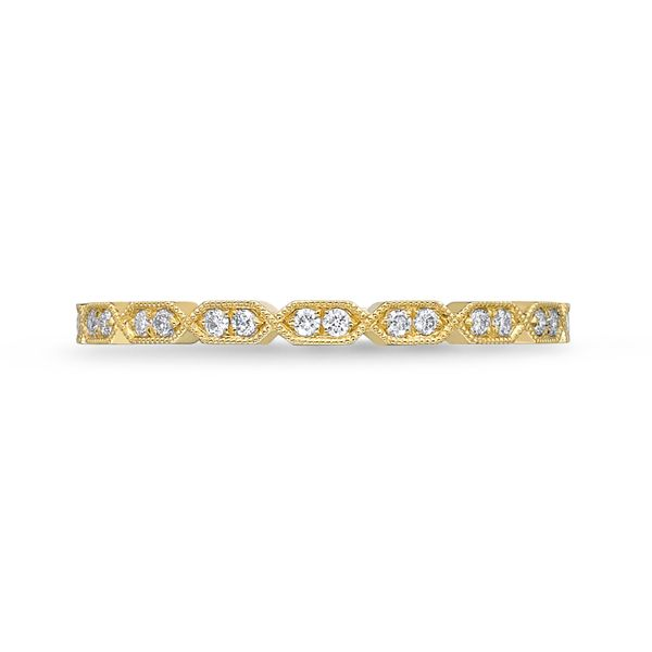 Memoire Diamond Stackable Band Padis Jewelry San Francisco, CA