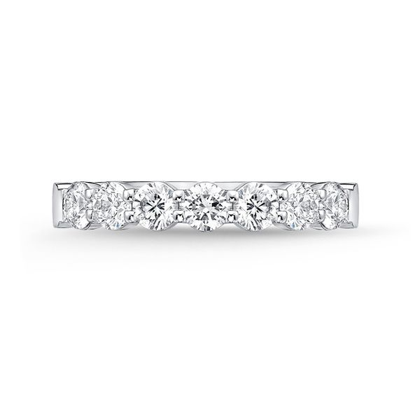 Memoire Diamond Wedding Band Padis Jewelry San Francisco, CA