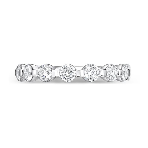 Memoire Ladies' Wedding Band Padis Jewelry San Francisco, CA