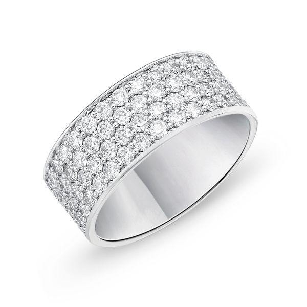 Memoire Diamond Fashion Ring Padis Jewelry San Francisco, CA