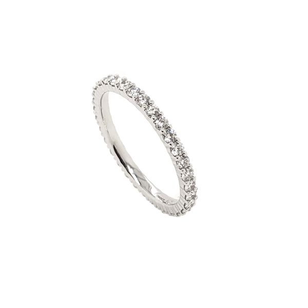 Memoire Diamond Eternity Band Image 2 Padis Jewelry San Francisco, CA