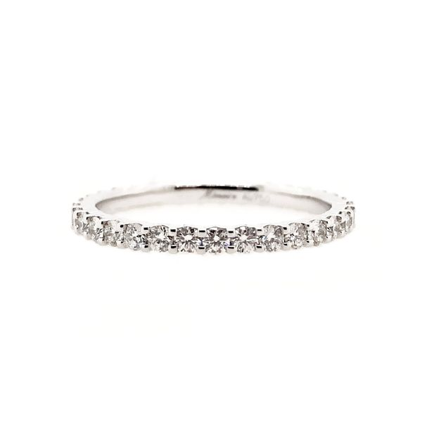 Memoire Diamond Eternity Band Padis Jewelry San Francisco, CA