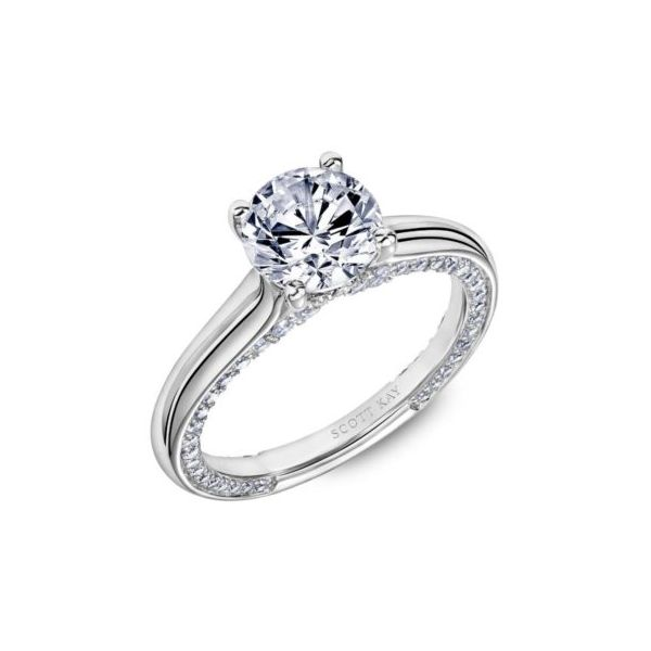 Scott Kay Diamond Ring Padis Jewelry San Francisco, CA