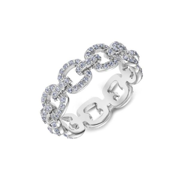 Scott Kay Diamond Eternity Ring Padis Jewelry San Francisco, CA
