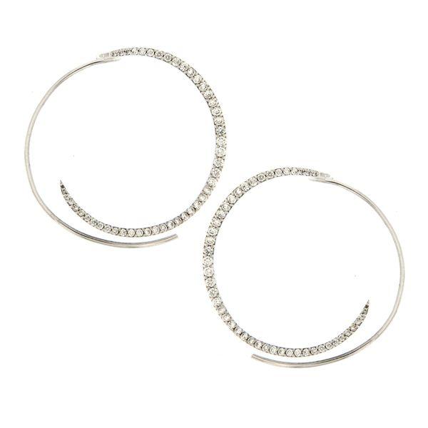 6ab0a6a57 Meira T. Meira T. Spiral Diamond Earrings 001-753-00029 | Padis Jewelry |  San Francisco, CA
