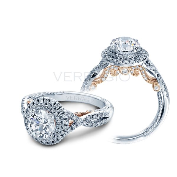 Verragio Insignia Engagement Ring Padis Jewelry San Francisco, CA