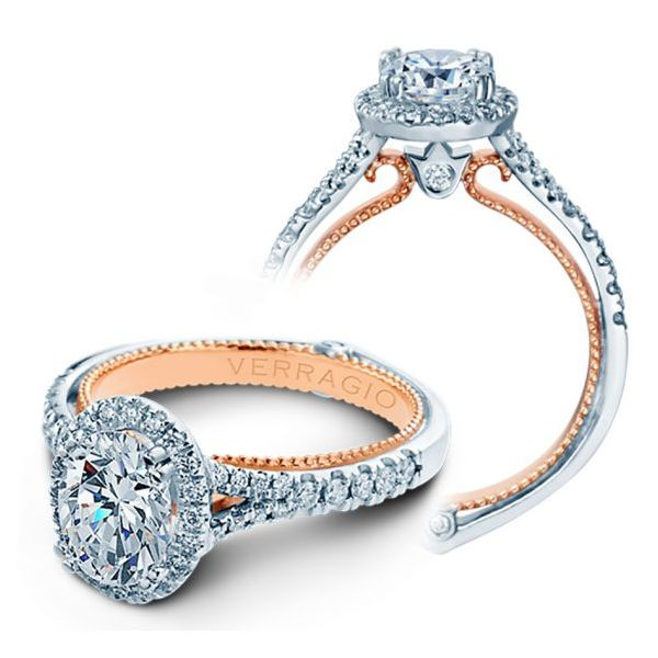 Verragio Couture Engagement Ring Padis Jewelry San Francisco, CA