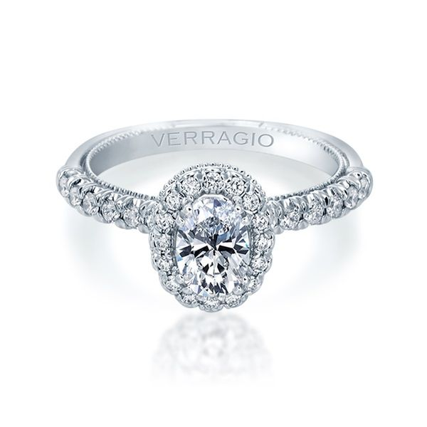 Verragio Renaissance Engagement Ring Padis Jewelry San Francisco, CA