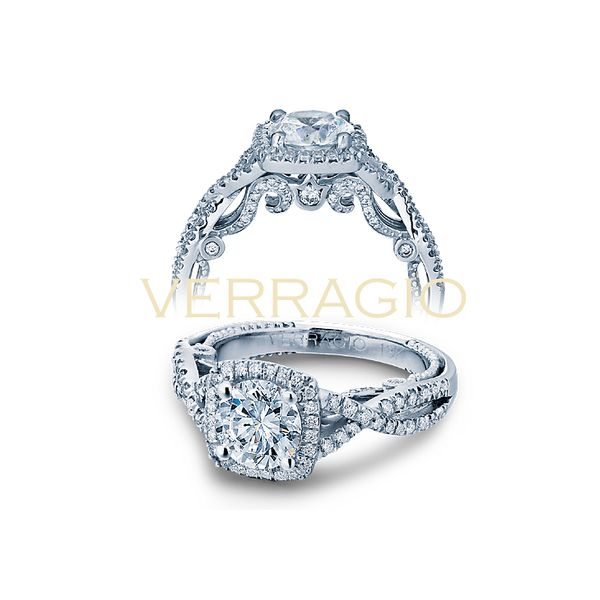 Verragio Ring Padis Jewelry San Francisco, CA