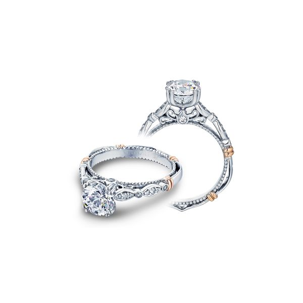 Verragio Parisian Engagement Ring Padis Jewelry San Francisco, CA