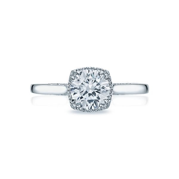 Tacori Engagement Ring Platinum 2620RD