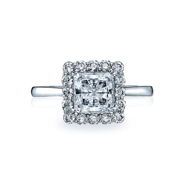 Tacori Full Bloom Collection Engagement Ring 55-2PR5.5W