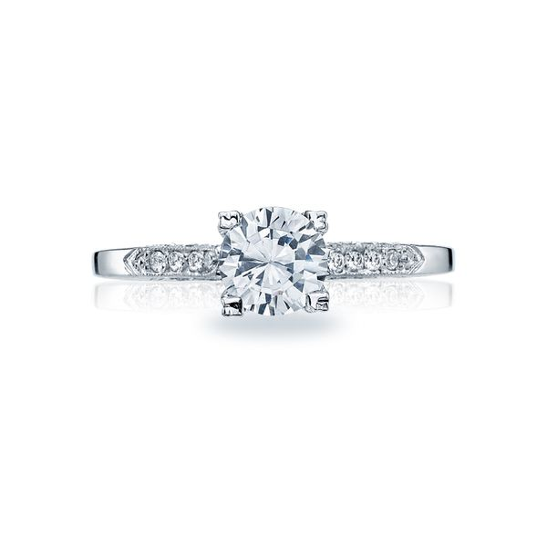 Tacori Simply Tacori Collection | Diamond Ring Setting 2586RD6W | Style No. 001-760-02736