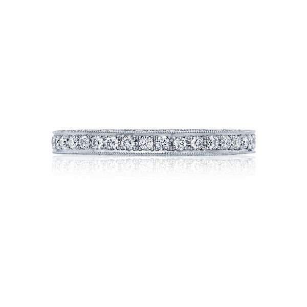 Tacori Blooming Beauties Collection | Diamond Eternity Wedding Band | Style No. 001-760-03185