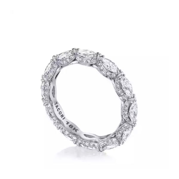 Tacori RoyalT Stackable Band Image 2 Padis Jewelry San Francisco, CA