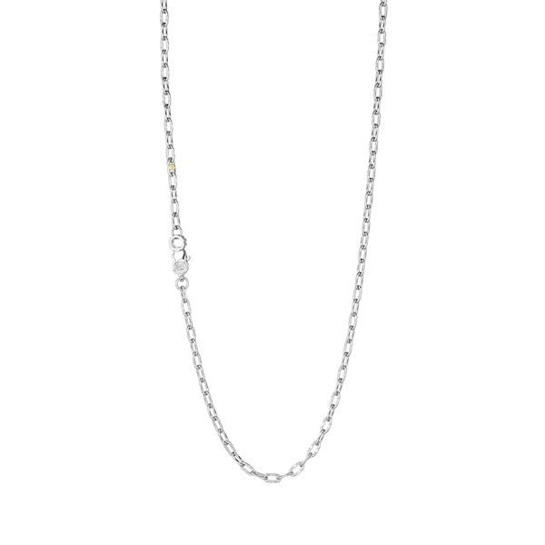 Tacori Sterling Silver Chain Padis Jewelry San Francisco, CA