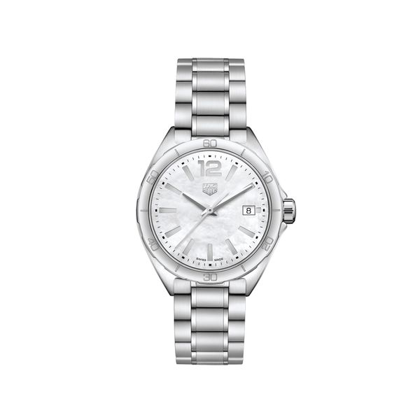 TAG Heuer Formula 1 Women's Stainless Steel Watch Image 2 Padis Jewelry San Francisco, CA