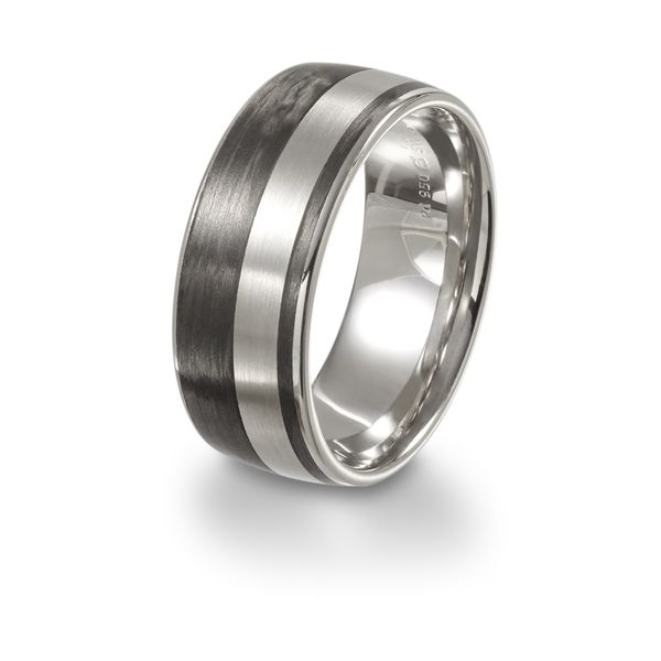 Furrer Jacot Gents' Wedding Band Padis Jewelry San Francisco, CA