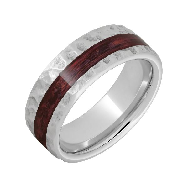 Gents' Barrel Aged Wedding Band Padis Jewelry San Francisco, CA
