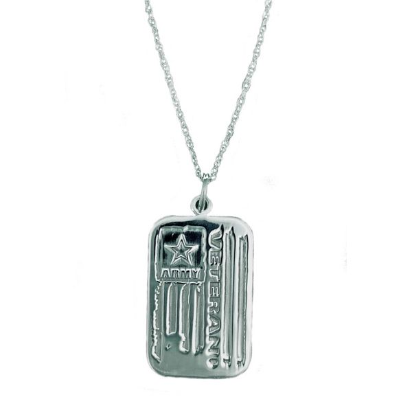 STERLING SILVER PENDANT AND CHAIN Parkers' Karat Patch Asheville, NC