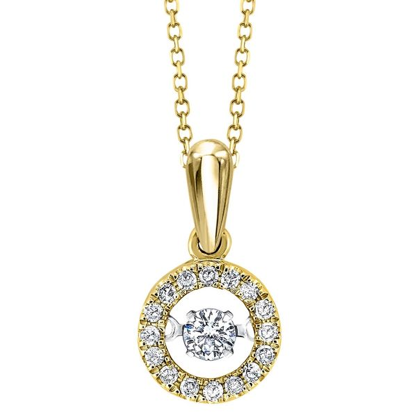 Diamond Pendant Paul Bensel Jewelers Yuma, AZ