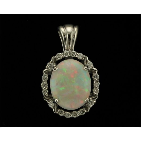 Colored Stone Pendant Paul Bensel Jewelers Yuma, AZ