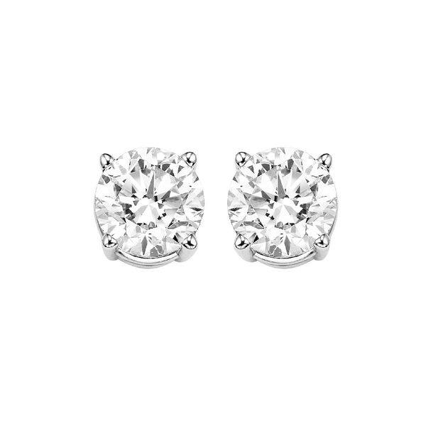 Diamond Earrings Paul Bensel Jewelers Yuma, AZ