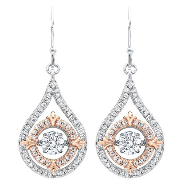 Diamond Simulant Earrings Paul Bensel Jewelers Yuma, AZ