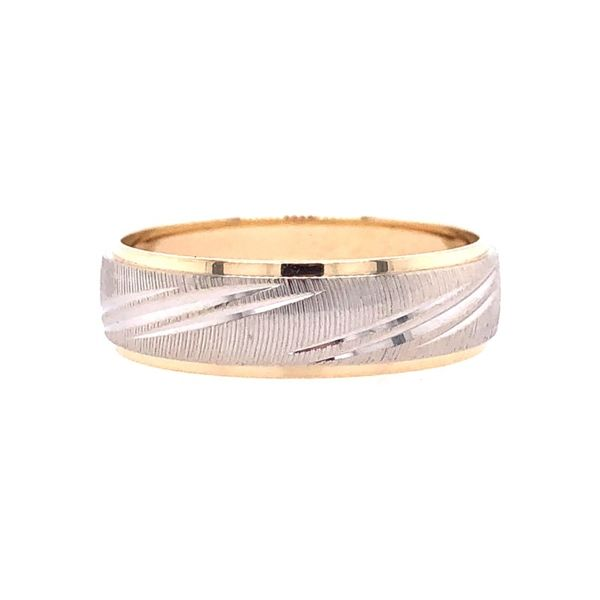 Estate Gold Wedding Band  Paul Bensel Jewelers Yuma, AZ