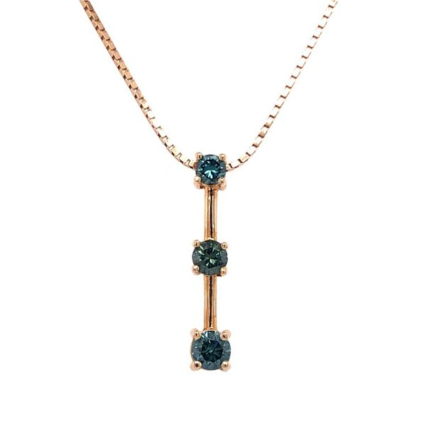 Estate Diamond Pendant Paul Bensel Jewelers Yuma, AZ