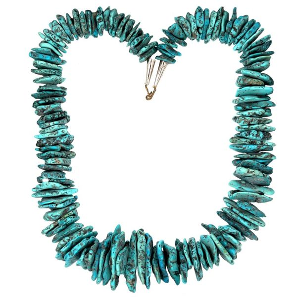 Estate Colored Stone Necklace Paul Bensel Jewelers Yuma, AZ