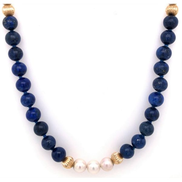 Estate Pearl Necklace Paul Bensel Jewelers Yuma, AZ
