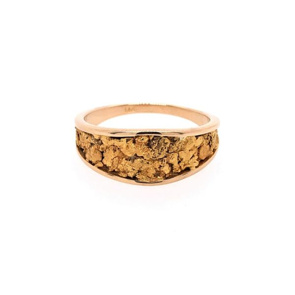 Estate Gold Fashion Ring Paul Bensel Jewelers Yuma, AZ