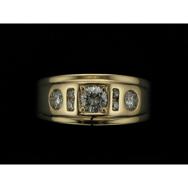 Estate Men's Fashion Ring Paul Bensel Jewelers Yuma, AZ
