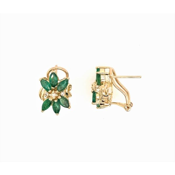 Estate Colored Stone Earring Paul Bensel Jewelers Yuma, AZ