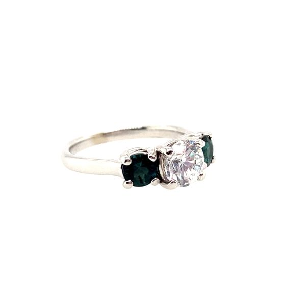 Gemstone Fashion Ring Image 3 Perry's Emporium Wilmington, NC