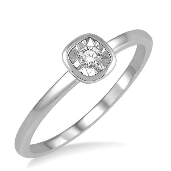 Diamond Promise Ring Peter & Co. Jewelers Avon Lake, OH