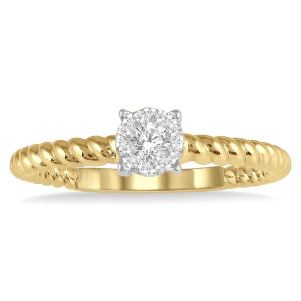 Diamond Engagement Ring Image 2 Peter & Co. Jewelers Avon Lake, OH