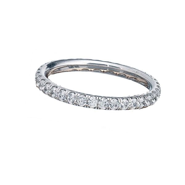 Signature Collection Thin Eternity Band Peter & Co. Jewelers Avon Lake, OH
