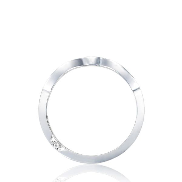 Ribbon Contour Tacori Band Image 2 Peter & Co. Jewelers Avon Lake, OH