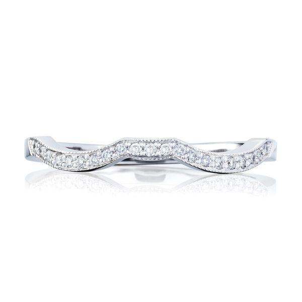 Ribbon Contour Tacori Band Peter & Co. Jewelers Avon Lake, OH