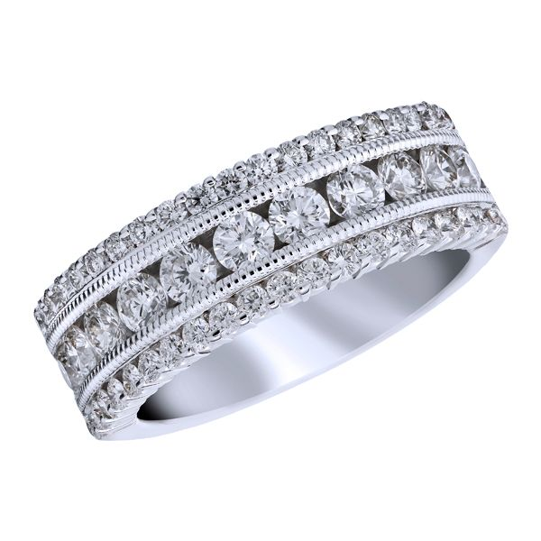 Signature Collection Diamond Band Peter & Co. Jewelers Avon Lake, OH