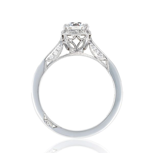 Dantela Tacori Engagement Ring Setting Image 2 Peter & Co. Jewelers Avon Lake, OH