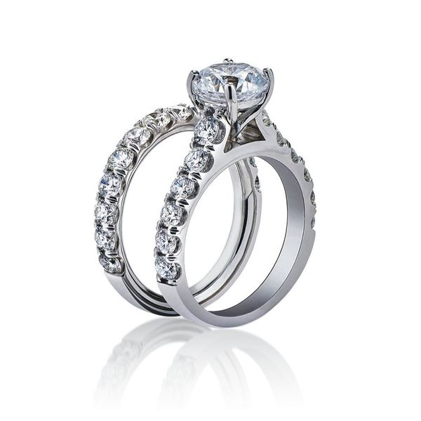 Signature Collection Engagement Ring Peter & Co. Jewelers Avon Lake, OH